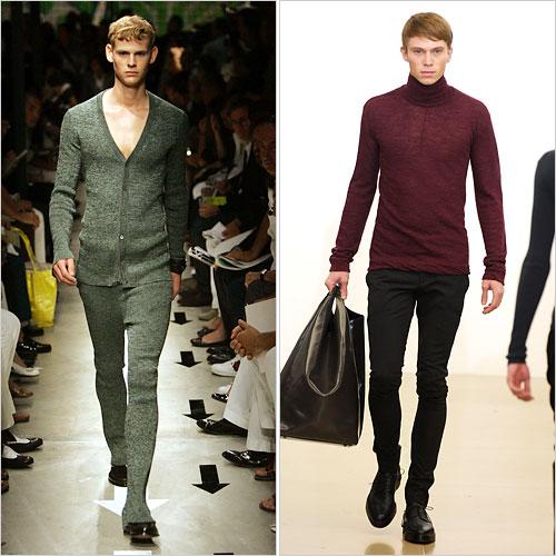 skinny male models