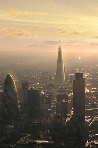 london shard