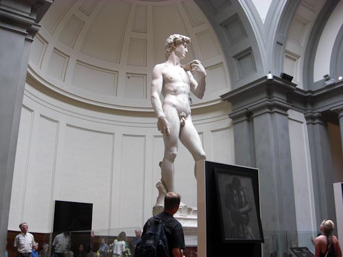 michelangelo david accademia florence