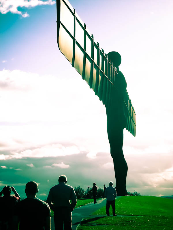 angel of the north antony gormley newcastle