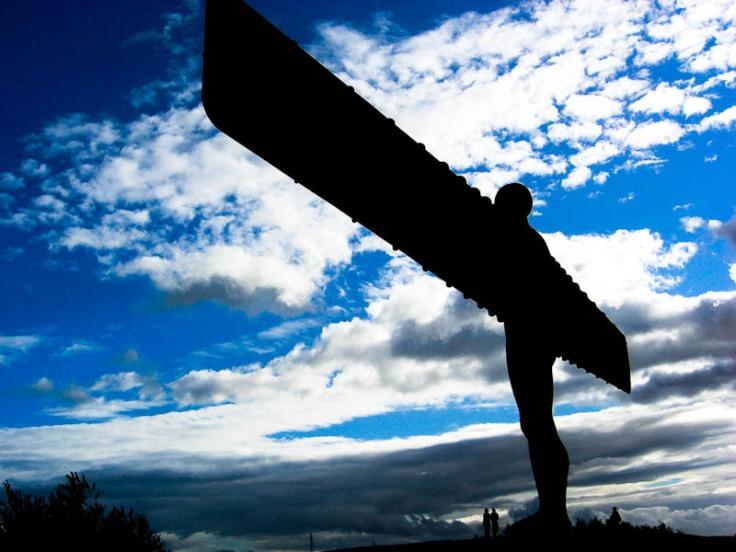 angel of the north antony gormley newcastle