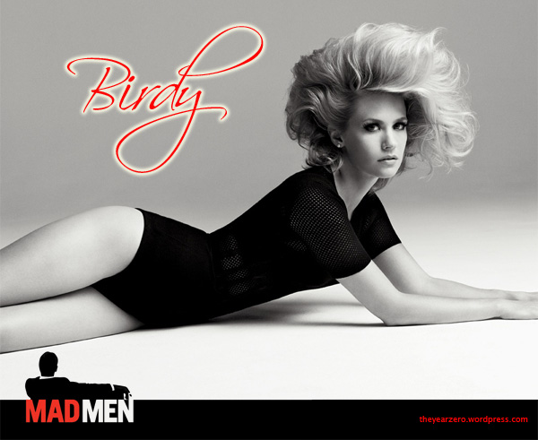 birdy january jones betty draper mad men