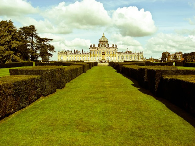 brideshead castle howard