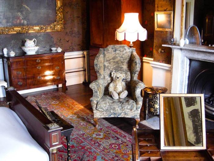 aloysius brideshead revisited castle howard sebastian flyte teddy bear