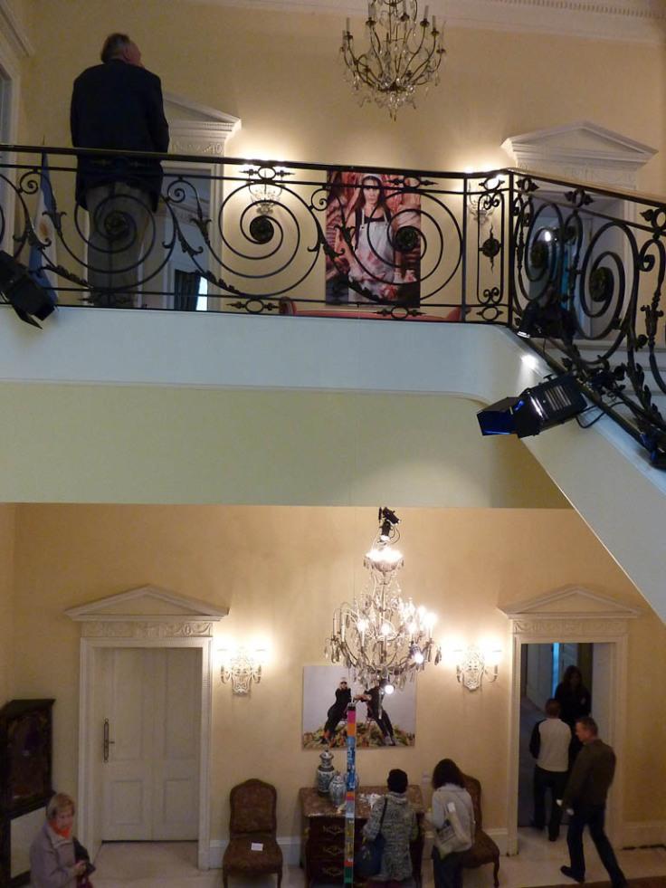 argentine embassy ambassador's residence belgrave square