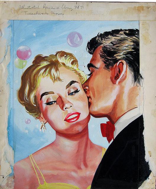 Treacherous Kisses