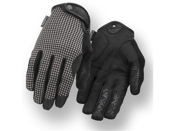 Giro Gilman Gloves Medium Houndstooth