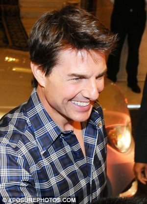 tom cruise at 50