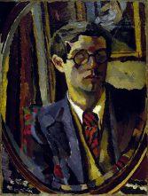 a self portrait by duncan grant